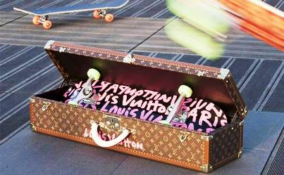 6. Louis Vuitton Skateboard 10 Most Expensive Things That Should Not Be Expensive At All