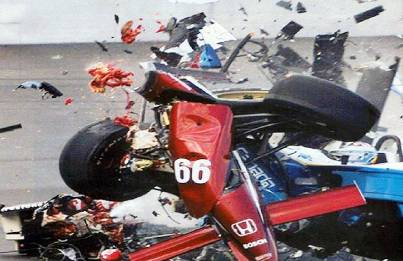 ... 500 ends in a Gruesome Accident 10 Worst Motorsports Crashes in 2011