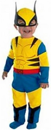 6. Wolverine Costume1 e1318409406194 Top 10 Halloween Costumes for Children