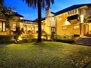 7. Exclusive Centennial Park Mansion NSW e1319138217178 Top 10 Most Expensive Houses in Australia