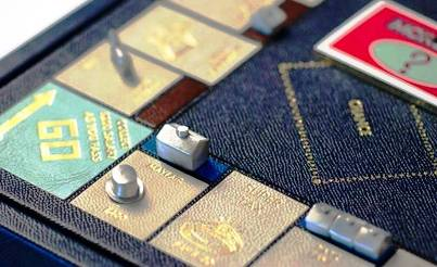 7. Leather Gold Silver Monopoly Set 10 Most Expensive Things That Should Not Be Expensive At All
