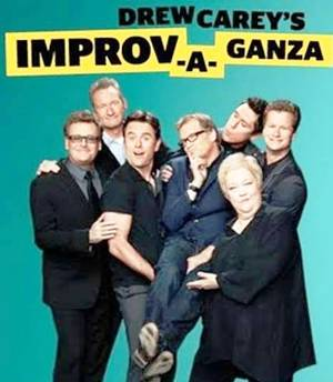 8. Drew Carey&#039;s Improv-A-Ganza