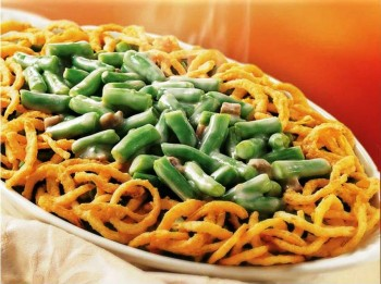 8. Green Bean Casserole e1319717340578 Top 10 Thanksgiving Day Dishes