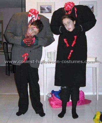 8. Spooky Costumes