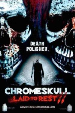9. Chromeskull 2 Laid to Rest Top 10 Horror Movies for Halloween 2011
