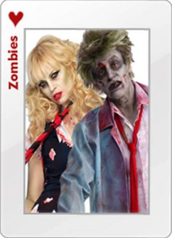 9. Zombies e1318604854799 Top 10 Best Couples Halloween Costumes For 2011