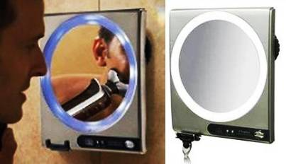1. Fogless Shower Mirror Top 10 Best Christmas Gifts for Fathers