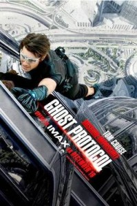 1. Mission Impossible Ghost Protocol