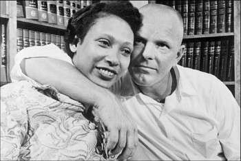 1. The Controversial Marriage of Mildred Jeter and Richard Loving 1958)