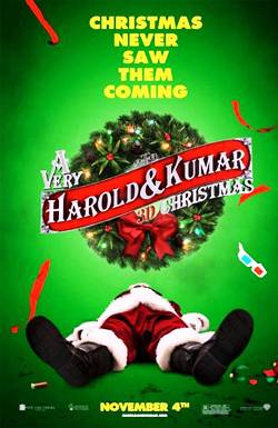 10. A Very Harold and Kumar 3D Christmas Top 10 Movies to Watch in 2011 Holidays