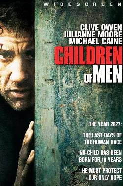 10. Children of Men 2006 Top 10 Best Sci fi Movies Of The Last Decade