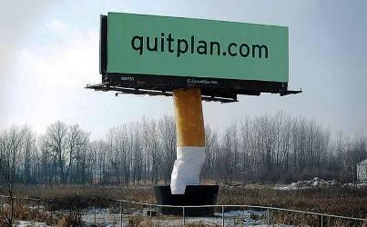 10. Quitplan Services 10 Most Impressive Billboard Advertisements