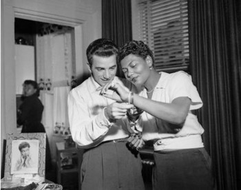 10. The Louie Belson and Pearl Bailey Love Story 1952 e1320394210698 Top 10 Interracial Marriages