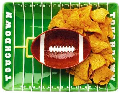 10. Touchdown Field Chip and Dip Set Top 10 Best Christmas Gifts for Fathers
