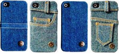 10. Trendy Denim Case Top 10 Best iPhone 4S Covers