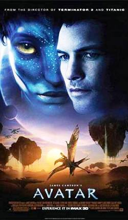 2. Avatar 2009 Top 10 Best Sci fi Movies Of The Last Decade