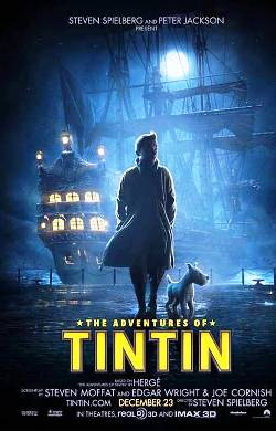 2. The Adventures of Tintin Top 10 Movies to Watch in 2011 Holidays