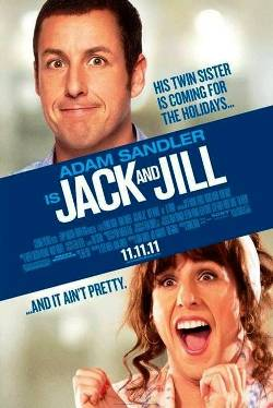 3. Jack and Jill Top 10 Movies to Watch in 2011 Holidays