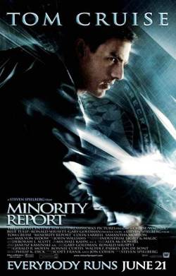 3. Minority Report 2002 Top 10 Best Sci fi Movies Of The Last Decade