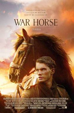 3. War Horse Top 10 Movies Releasing for Christmas 2011