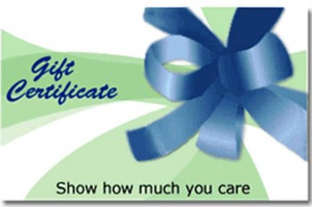 4. Gift Certificates e1320751940125 Top 10 Best Christmas Gifts for Grandparents
