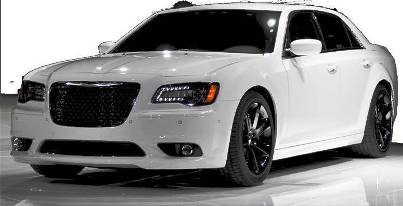 5. 2012 Chrysler 300C SRT8 Top 10 Most Anticipated Cars of 2012
