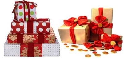 5. Gift Wrapping Top 10 Christmas Holidays Business Ideas