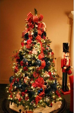 Christmas Tree Top Decoration Ideas Top 10 Christmas Tree Deorating Ideas ~  All About Latest Tech