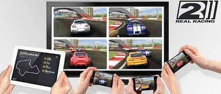 5. Real Racing 2 HD