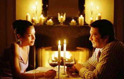 5. Romantic Dinner