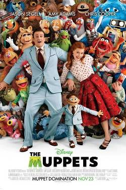 5. The Muppets Top 10 Movies to Watch in 2011 Holidays