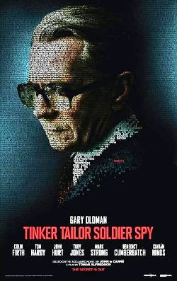 5. Tinker Tailor Soldier Spy Top 10 Movies Releasing for Christmas 2011