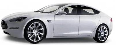 6. 2012 Tesla Model S Top 10 Most Anticipated Cars of 2012