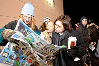 6. Bring the Ads Top 10 Black Friday Shopping Tips