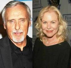 6. Dennis Hopper and Michelle Phillips Top 10 Fastest Celebrity Divorces