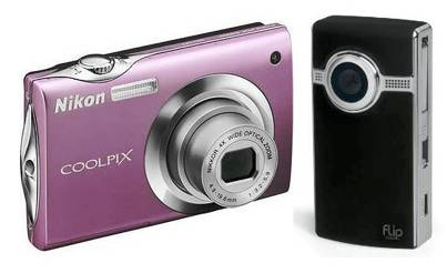 6. Digital Camera Top 10 Best Christmas Gifts for Teens