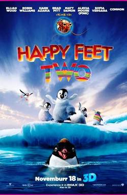 6. Happy Feet Two Top 10 Movies to Watch in 2011 Holidays