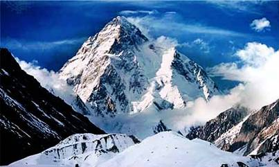 6. Second Highest Peak 10 Hidden Facts About Pakistan