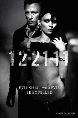 6. The Girl with the Dragon Tattoo Top 10 Movies Releasing for Christmas 2011