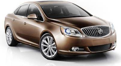 7. 2012 Buick Verano Top 10 Most Anticipated Cars of 2012