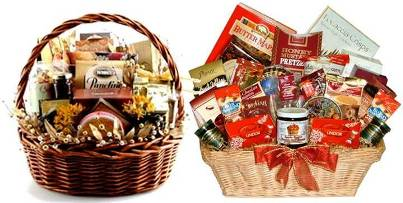 7. Christmas Baskets Top 10 Christmas Holidays Business Ideas