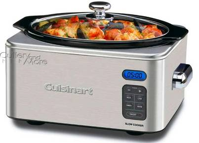 7. Cuisinart Digital Slow Cooker Top 10 Best Christmas Gifts for Mothers