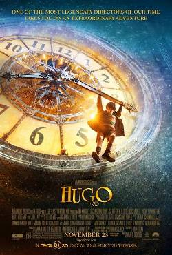 7. Hugo in 3D Top 10 Movies to Watch in 2011 Holidays
