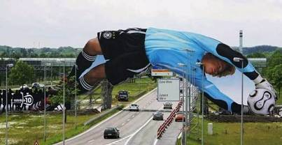 8. Adidas 10 Most Impressive Billboard Advertisements