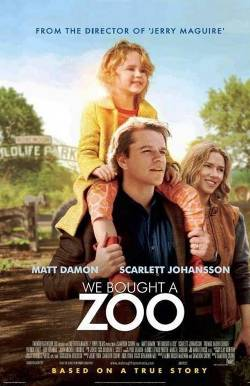 8. For Christmas We Bought a Zoo Top 10 Movies to Watch in 2011 Holidays