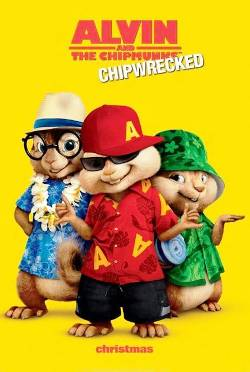 9. Alvin and the Chipmunks Chip Wrecked Top 10 Movies to Watch in 2011 Holidays