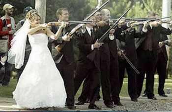 9. Firing Range e1320408667329 Top 10 Weirdest Wedding Venues