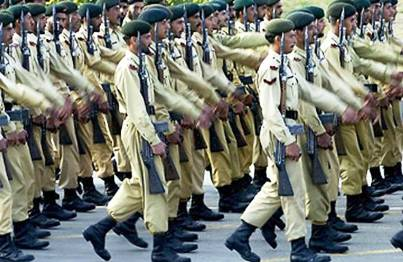 9. Seventh Largest Armed Forces 10 Hidden Facts About Pakistan
