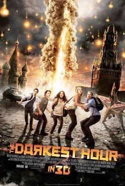 9. The Darkest Hour Top 10 Movies Releasing for Christmas 2011