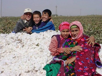 9. Turkmenistan e1322040353909 Top 10 Cotton Producing Countries